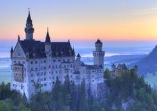 κάστρο neuschwanstein Στοκ φωτογραφίες με δικαίωμα ελεύθερης χρήσης