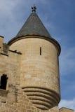 κάστρο olite Στοκ Φωτογραφία