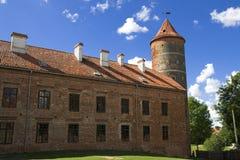 κάστρο panemune Στοκ φωτογραφία με δικαίωμα ελεύθερης χρήσης