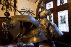 κάστρο peles Στοκ Εικόνες