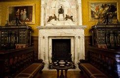 κάστρο peles Στοκ εικόνες με δικαίωμα ελεύθερης χρήσης