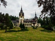 Κάστρο Peles Στοκ Εικόνα
