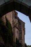 κάστρο pernstejn Στοκ φωτογραφία με δικαίωμα ελεύθερης χρήσης