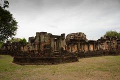 κάστρο phanom Ταϊλάνδη ωχρή στοκ φωτογραφία με δικαίωμα ελεύθερης χρήσης