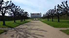 Κάστρο Plumlov Στοκ φωτογραφία με δικαίωμα ελεύθερης χρήσης