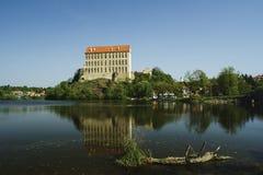 Κάστρο Plumlov Στοκ Φωτογραφία