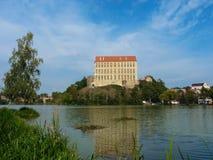Κάστρο Plumlov Στοκ εικόνες με δικαίωμα ελεύθερης χρήσης