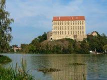 Κάστρο Plumlov Στοκ Φωτογραφίες