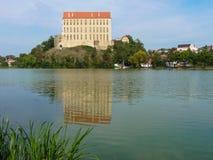 Κάστρο Plumlov Στοκ εικόνα με δικαίωμα ελεύθερης χρήσης