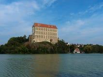 Κάστρο Plumlov Στοκ Εικόνες
