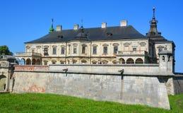 Κάστρο Podgoretsky Στοκ φωτογραφία με δικαίωμα ελεύθερης χρήσης
