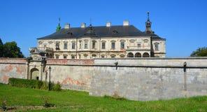 Κάστρο Podgoretsky Στοκ εικόνες με δικαίωμα ελεύθερης χρήσης
