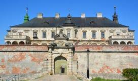 Κάστρο Podgoretsky Στοκ εικόνα με δικαίωμα ελεύθερης χρήσης