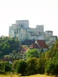 Κάστρο Rabà στη δυτική Βοημία Στοκ εικόνα με δικαίωμα ελεύθερης χρήσης