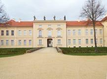 Κάστρο Rheinsberg, Rheinsberg, Γερμανία 10 04 2016 Στοκ εικόνα με δικαίωμα ελεύθερης χρήσης