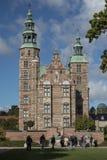 κάστρο rosenborg Στοκ φωτογραφίες με δικαίωμα ελεύθερης χρήσης
