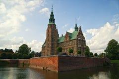 κάστρο rosenborg Στοκ Εικόνα