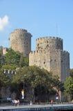 κάστρο rumelian Στοκ φωτογραφία με δικαίωμα ελεύθερης χρήσης