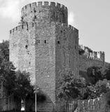 κάστρο rumelian Στοκ Εικόνες