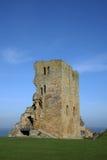 κάστρο scarborough Στοκ φωτογραφία με δικαίωμα ελεύθερης χρήσης