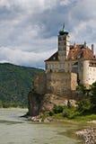 κάστρο schoenbuehel Στοκ Εικόνες