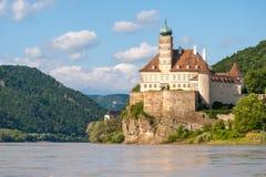 Κάστρο Schonbuhel Στοκ εικόνα με δικαίωμα ελεύθερης χρήσης