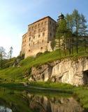 Κάστρο Skala Pieskowa στοκ φωτογραφία με δικαίωμα ελεύθερης χρήσης