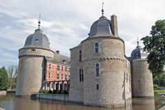 Κάστρο Ste Anne Lavaux Στοκ φωτογραφία με δικαίωμα ελεύθερης χρήσης