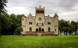 κάστρο treskov von Στοκ φωτογραφία με δικαίωμα ελεύθερης χρήσης
