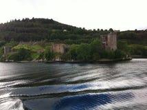 κάστρο urquhart Στοκ Φωτογραφίες