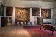 Κάστρο Vadstena Στοκ Εικόνες