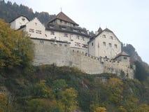 Κάστρο Vaduz Στοκ Φωτογραφίες