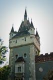 κάστρο vajdahunyad Στοκ Φωτογραφία
