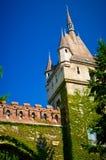 κάστρο vajdahunyad Στοκ φωτογραφίες με δικαίωμα ελεύθερης χρήσης