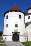 Κάστρο Varazdin, Κροατία Στοκ Φωτογραφία