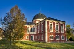 κάστρο veltrusy Στοκ Εικόνες