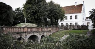Κάστρο Vosborg Στοκ φωτογραφία με δικαίωμα ελεύθερης χρήσης