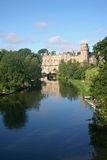 κάστρο warwick Στοκ εικόνα με δικαίωμα ελεύθερης χρήσης