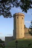 κάστρο warwick Στοκ Εικόνες
