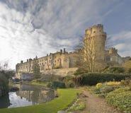 κάστρο warwick Στοκ εικόνες με δικαίωμα ελεύθερης χρήσης