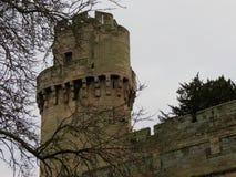 κάστρο warwick Στοκ Εικόνα