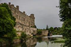 Κάστρο Warwick, UK Στοκ Εικόνες