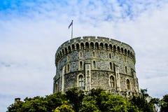 Κάστρο Windsor στο Λονδίνο Ηνωμένο Βασίλειο Στοκ Φωτογραφία