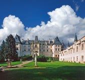 Κάστρο 02 Zleby Στοκ Φωτογραφίες