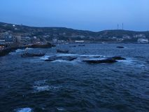 Κάτι για τα νησιά Ji ήχων καμπάνας στοκ φωτογραφία