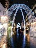 κάτι για τα Χριστούγεννα Στοκ Φωτογραφίες