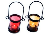 κάτοχοι κεριών στοκ φωτογραφία με δικαίωμα ελεύθερης χρήσης