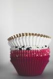 Κάτοχοι Cupcake Στοκ φωτογραφία με δικαίωμα ελεύθερης χρήσης
