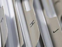 κάτοχος επαγγελματικών καρτών Στοκ φωτογραφίες με δικαίωμα ελεύθερης χρήσης