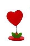 κάτοχος καρδιών Στοκ φωτογραφίες με δικαίωμα ελεύθερης χρήσης